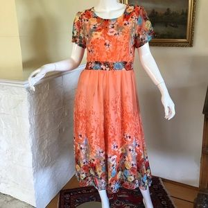 GWE Light Summer Dress - As New